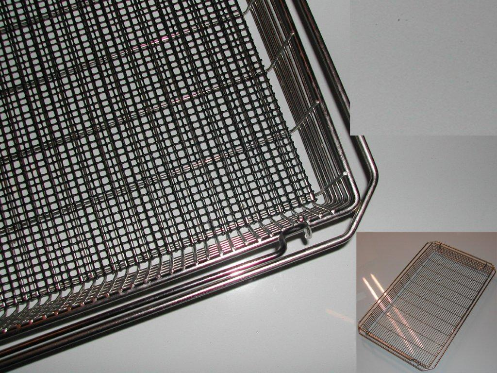 Reusable Mesh Liner for Combi Baskets