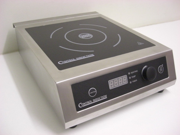 Control Induction - Manual Induction Hob