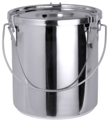 Food  /  Drinks Carriers 18/10 stainless steel 6.5 lts