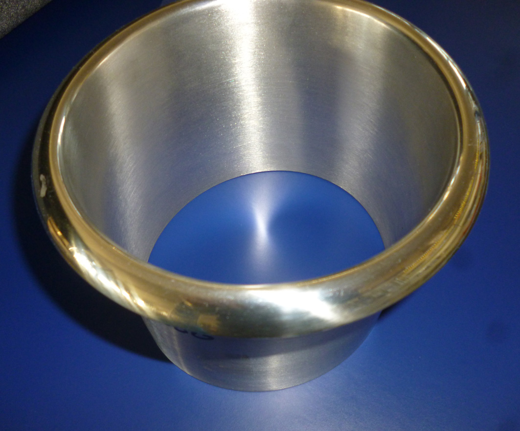 Rubbish Chute Scrap Ring Oh 457921000 Stainless Bar