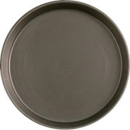 "Black Iron 1.5 "" Deep Pizza Pans ( 14"" )"
