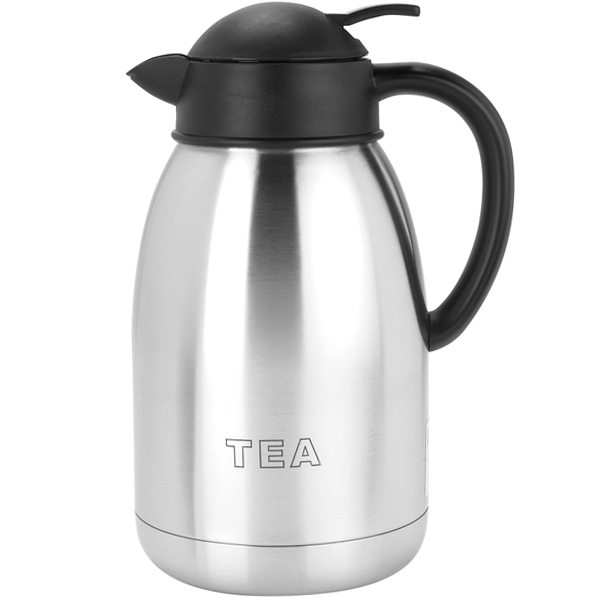Elia Vacuum Jug 1.9L - Tea Inscribed