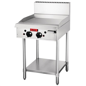 THOR 2 Burner Freestanding Gas Griddle - Natural Gas
