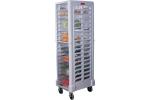 Gastronorm Trolley Plastic