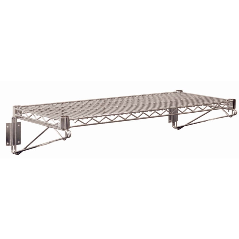 Wire Wall Shelf 610 x 360mm.