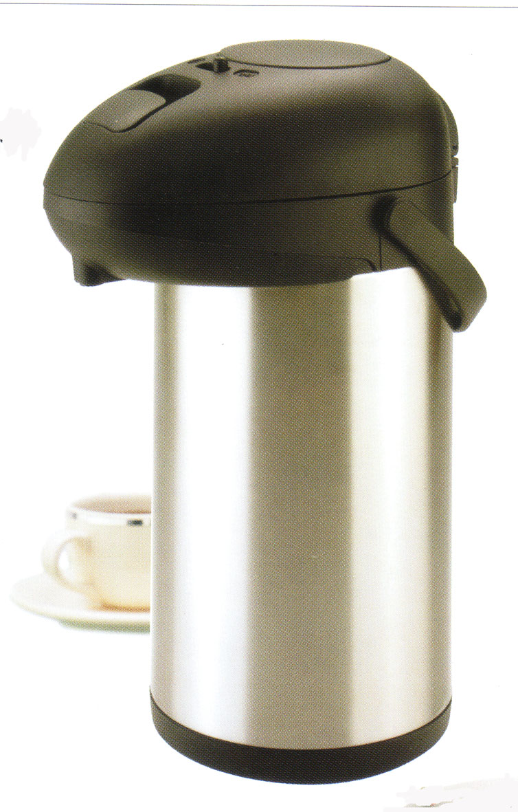 Stainless Airpot / Pump pot 5 Litres