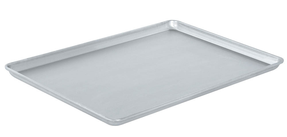 Heavy-Duty Sheet Pan - Full Size, Closed Bead aluminium