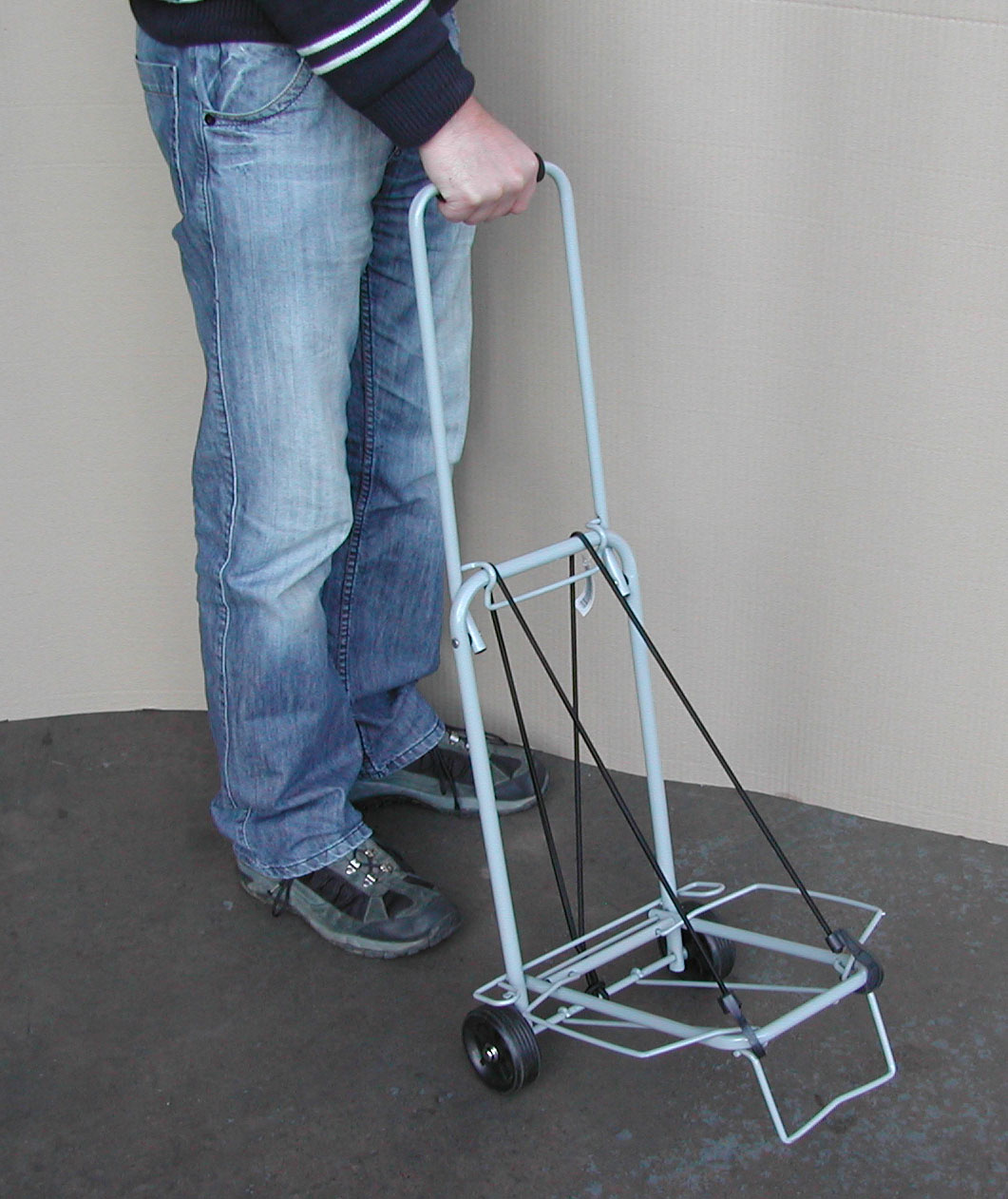 Folding Trolley - 50kgs capacity