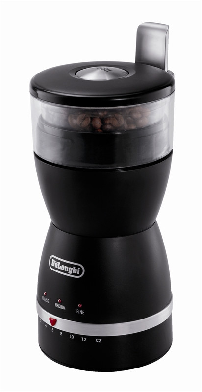 Delonghi Coffee Grinder. *New Design*