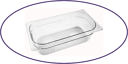 polycarbonate containers