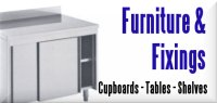 Stainless Furniture and Fixings