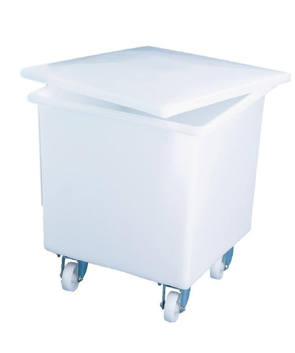Ingredient Bins 72 lts/ 16 gal. with castors
