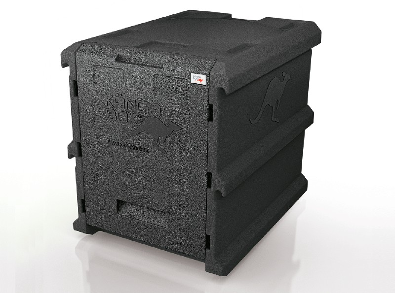 KANGABOX® Tower 60x40 - Black