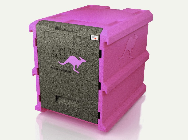 KANGABOX® Tower 60x40 - Magenta