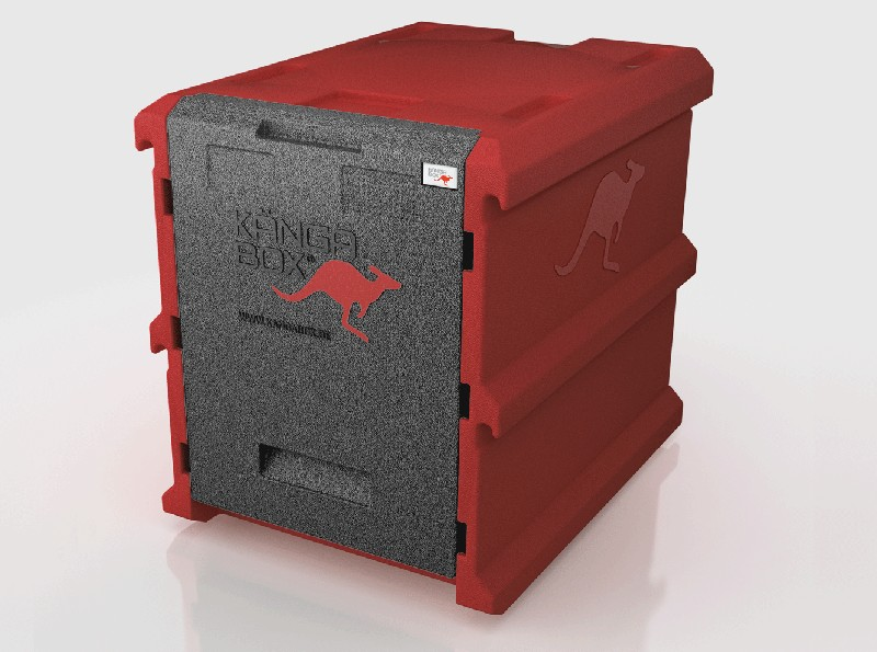 KANGABOX® Tower 60x40 - Red
