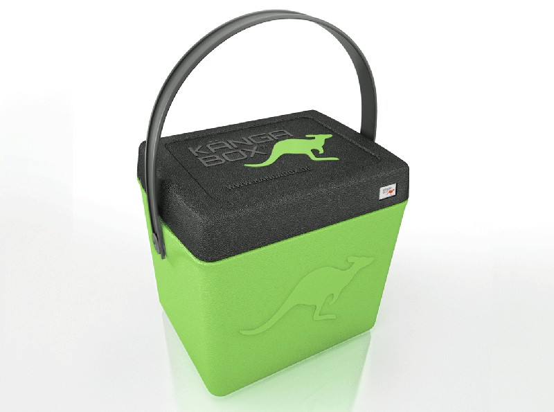 KANGABOX® Trip - Lime