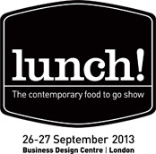 lunch! Show 2013