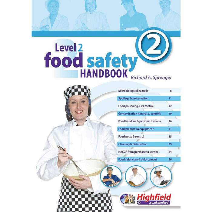 The Food Safety Handbook