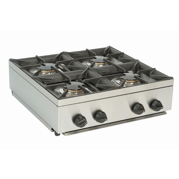 4 Burner Table Top Hob