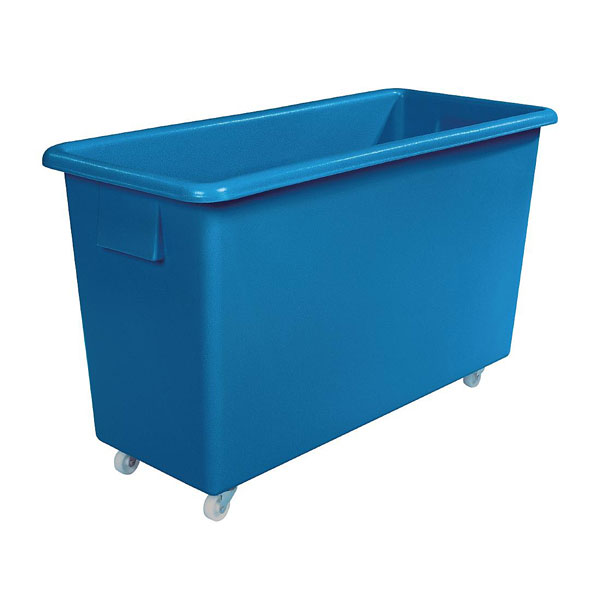 Blue Bottle Trolley / Bin