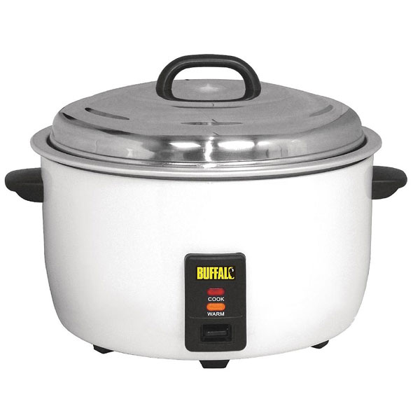 Buffalo Electric Rice Cooker 10Ltr Dry Rice