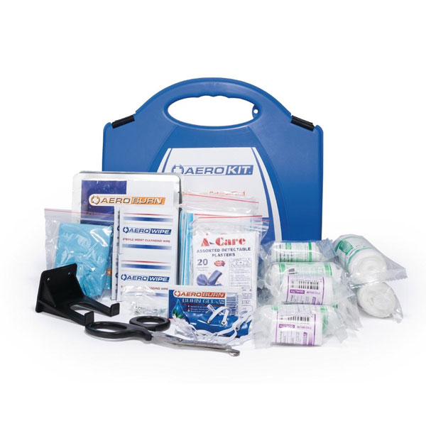 Catering First Aid And Burns Kit - HSE compliant