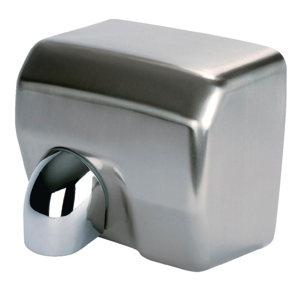 Infrared Sensor Hand Dryer - Stainless Steel Case