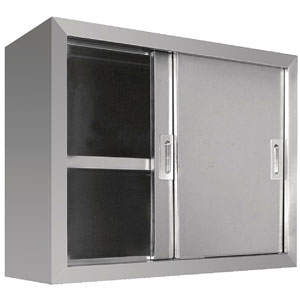 Cupboards Stainless Steel