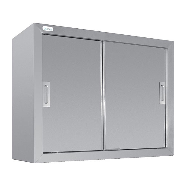 Wall Cupboard Stainless Steel, Dimensions : 600h x 900w x 300dmm