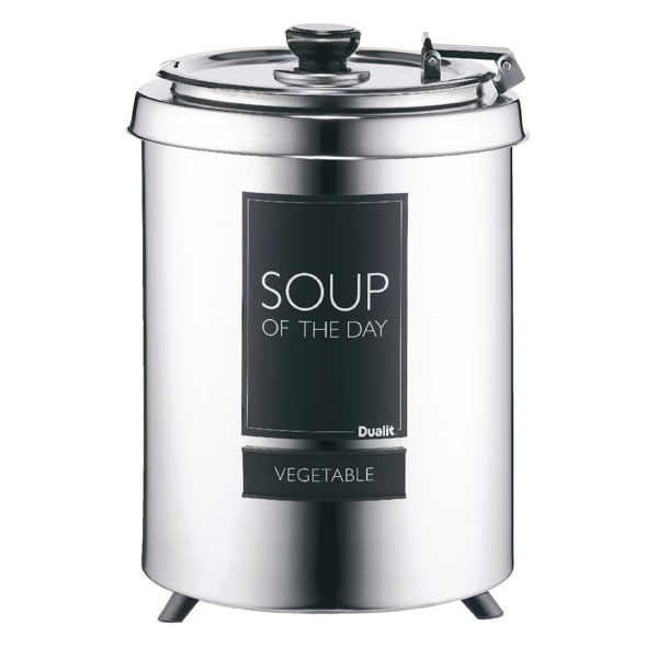 Dualit 6 litre Straight Soup Kettle