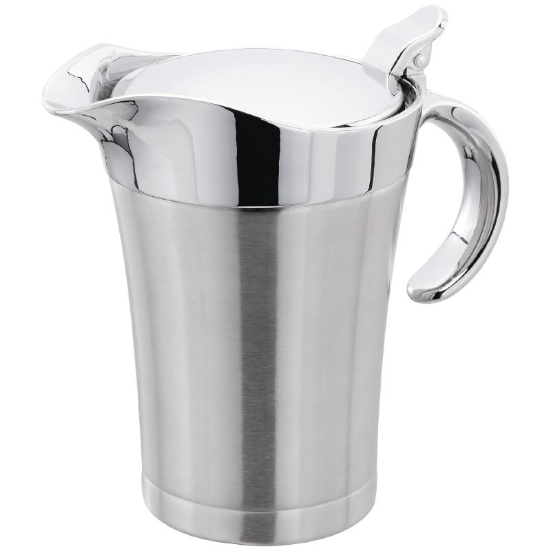 Insulated Jug 650ml, ideal for custard, gravy, soup, cold drinks