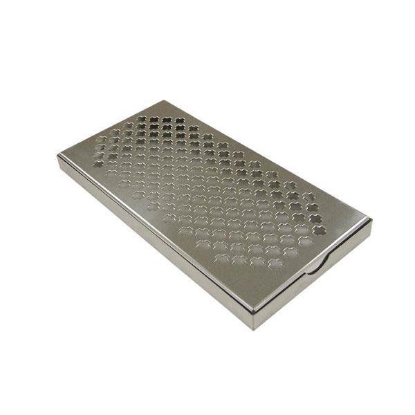 Back Bar Drip Tray - Stainless Steel