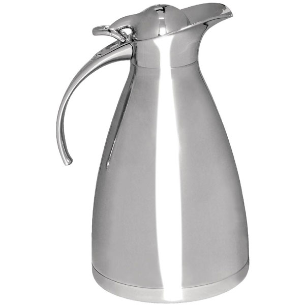 Stainless Steel Serving Jugs Insulated 1.0 Ltr