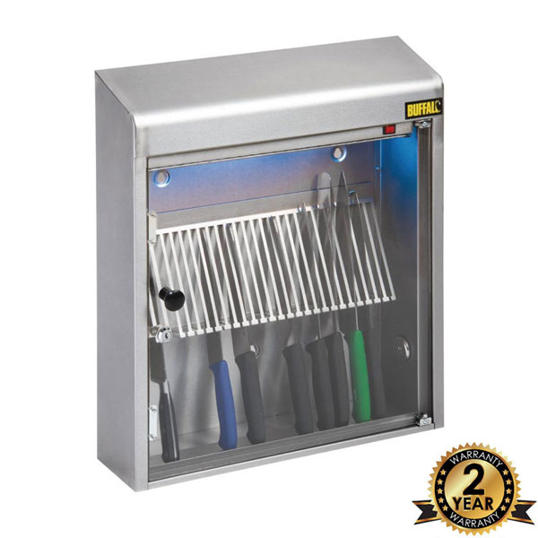 Knife Sterilisation Cabinet - 15 knife capacity
