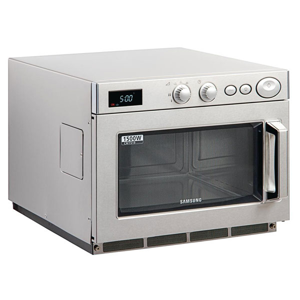 Samsung 1500W Dial-Control Commercial Microwave