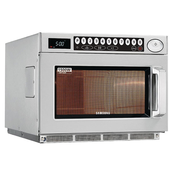 Samsung 1500W Touch-Control Commercial Microwave