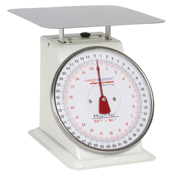 Heavy Duty Platform Scales - 20Kg Capacity