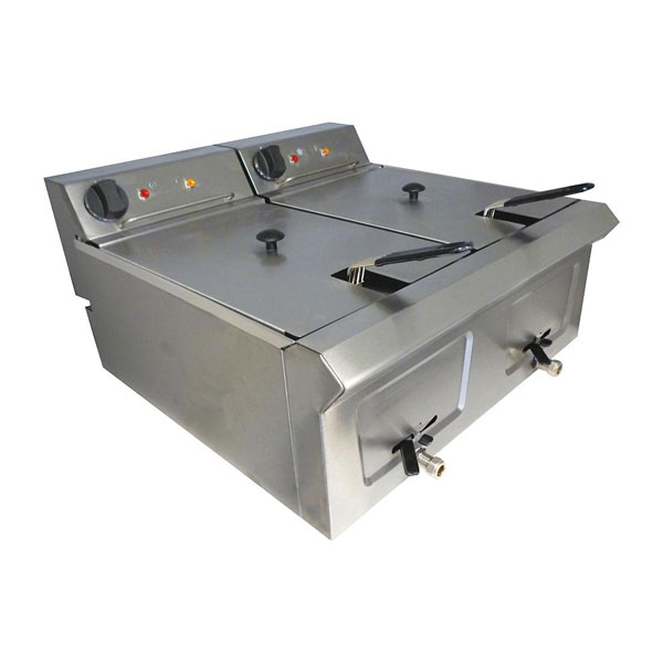 Falcon Double Tabletop Fryer