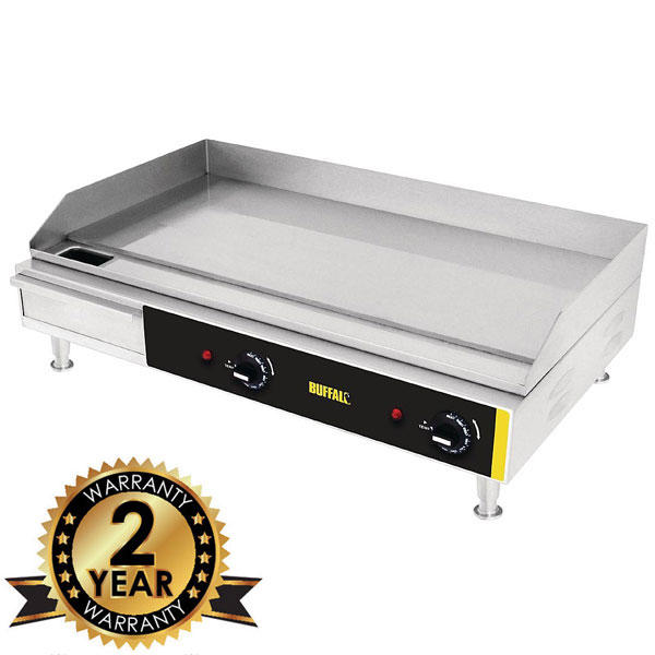Electric griddle, large counter top