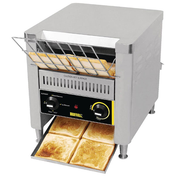 Buffalo Double Conveyor Toaster