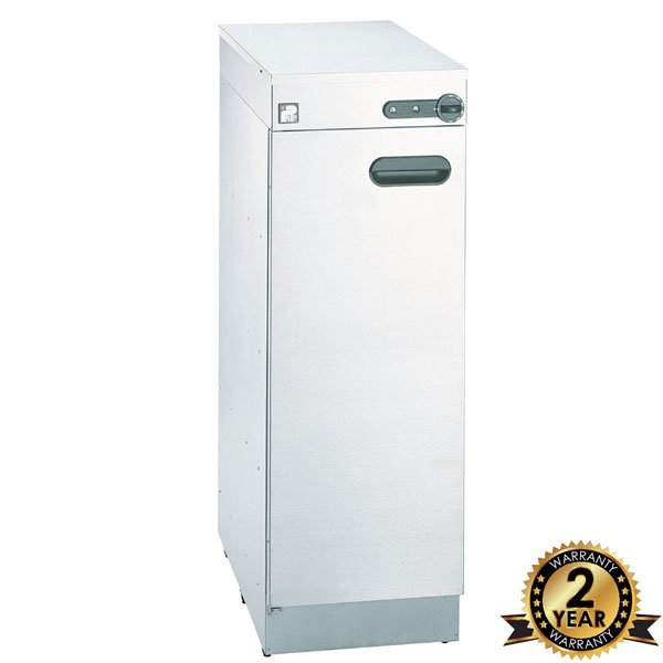 Hot Cupboard/Plate Warmer - Short Single Door Model