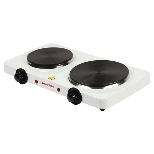 Caterlite Double Electric Boiling Ring.