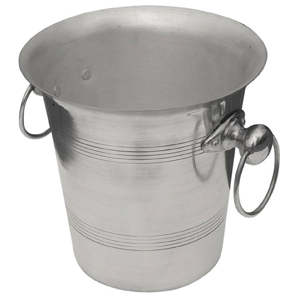 Aluminium Wine or Champagne Bucket