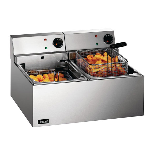 Lincat Lynx Double Fryer