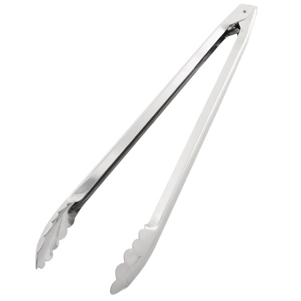 "Catering Tongs 16""."