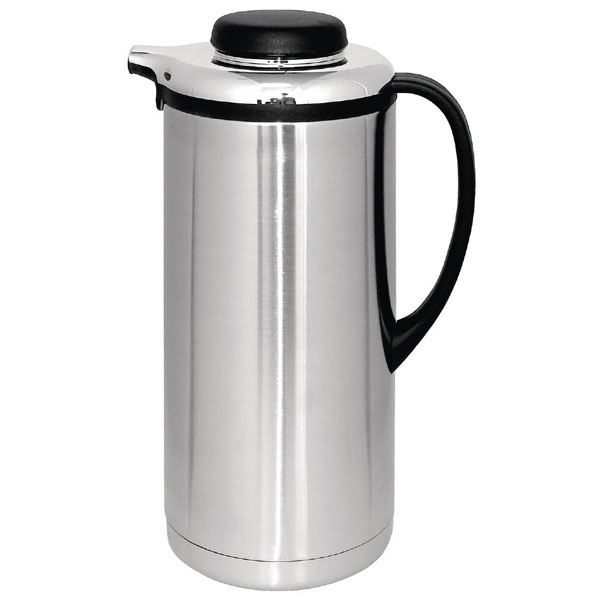 Insulated Beverage dispenser screw top jug 1.9 lts