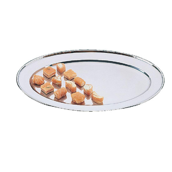 Oval Buffet Display Tray 22""