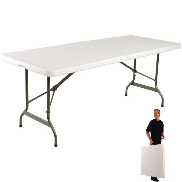 Table 6ft Folds In Half (tables)