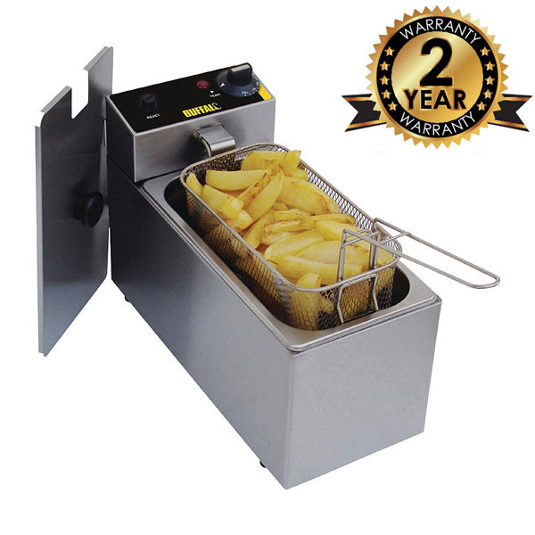 Single Electric Fryer 3 Litres