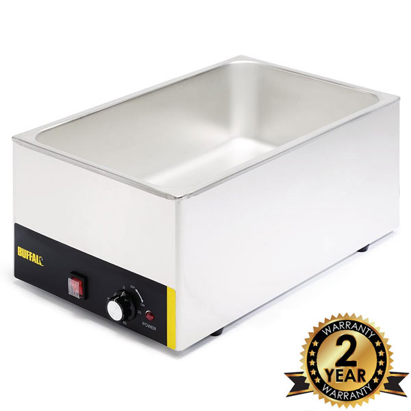 Bain Marie - Wet Gastronorm 1/1 No Tap.